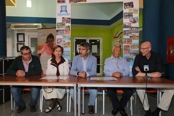 El Club de Hielo de Benalmádena celebra su décimo aniversario