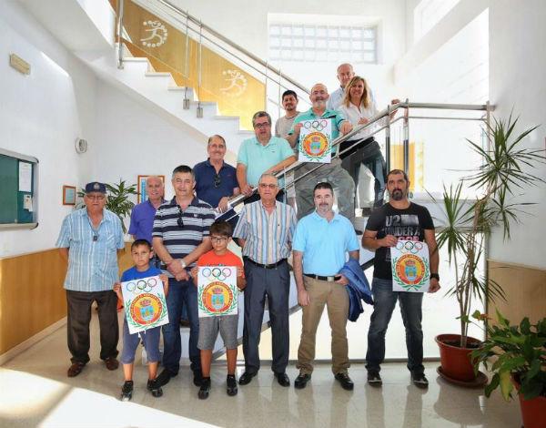 El Patronato Deportivo Municipal acoge la Presentación del Club de Tiro Olímpico Arroyo de la Miel 222