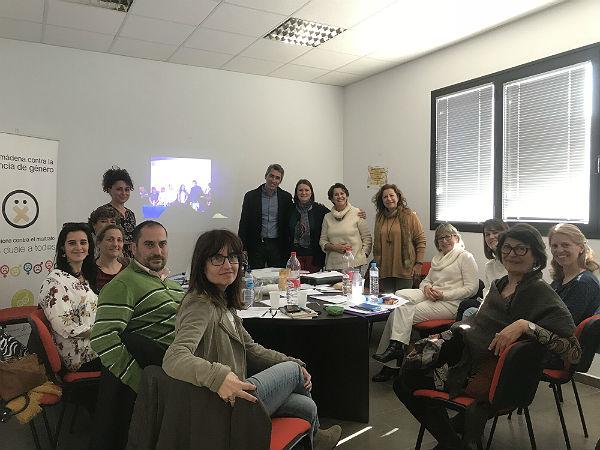 El Centro de la Mujer acoge la VII Comisión Psicológica Especializada en ...