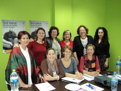 Reunión de la Comisión Especializada en Igualdad y Género de la Provin