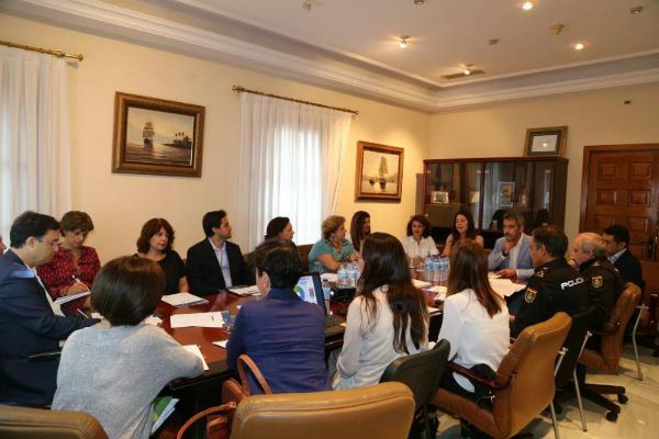 Benalmádena convoca por primera vez en los últimos cuatro años La Comisión Local de Violencia de Género