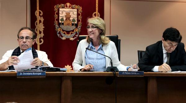 La corporación municipal sella su compromiso con la Igualdad de Género