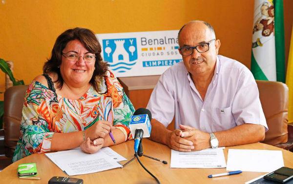 El concejal Salvador Rodríguez anuncia la puesta en marcha de un plan de choque de limpieza para este verano