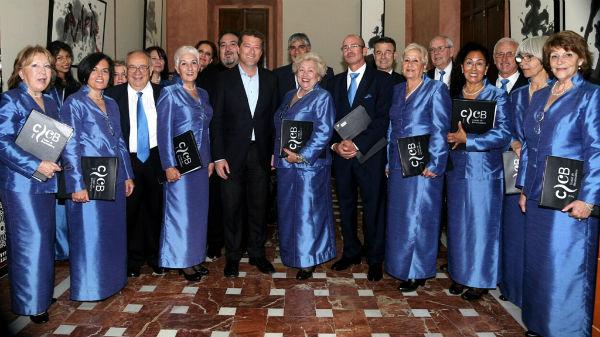 El Castillo del Bil-Bil acoge el concierto de música coral y lecturas 'Benalmádena en Clave Poética'