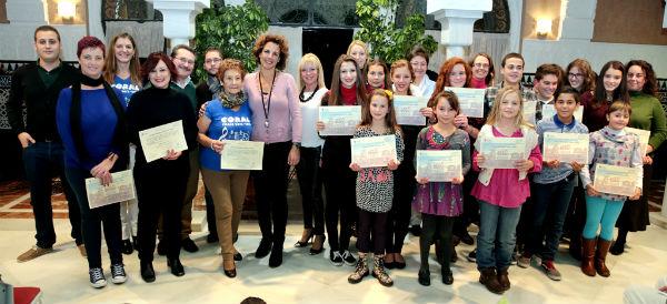 La Escuela Municipal de Música celebra la Festividad de Santa Cecilia, patrona de la música