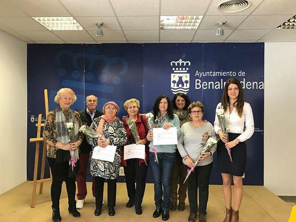 La Concejala Irene Díaz entrega los premios del Concurso de Cartas y Poemas de Amor y Amistad