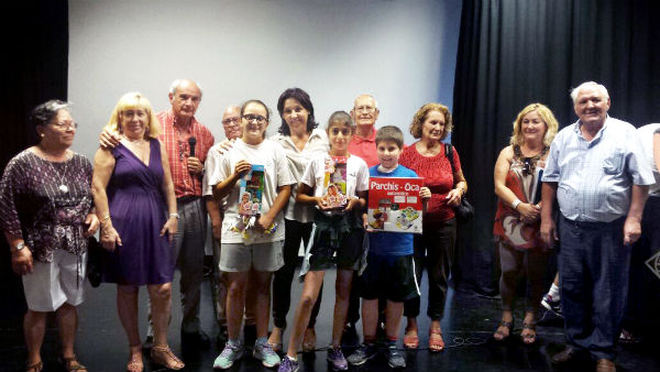 Más de medio centenar de alumnos participaron en el Concurso de Comics 'Mis Abuelos y Yo' en el Colegio Maravillas