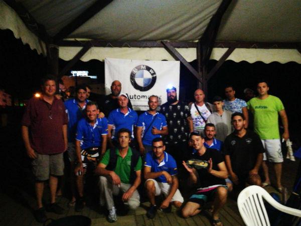 Éxito del I Campeonato de Pesca ´´Feria de San Juan¨´ categoría ...