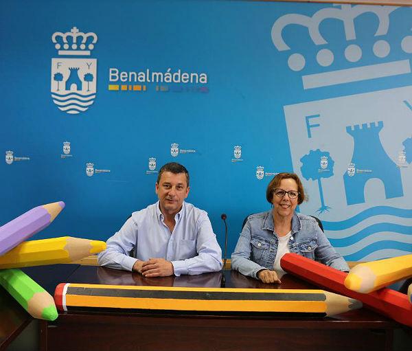 Benalmádena celebra el sábado 19 su primer Concurso de Pintura al Aire Libre
