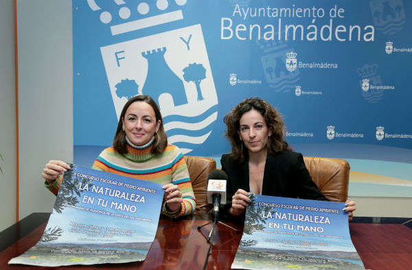 Mancomunidad pone en marcha en Benalmádena el II Concurso Escolar 'La Naturaleza en tu Mano'