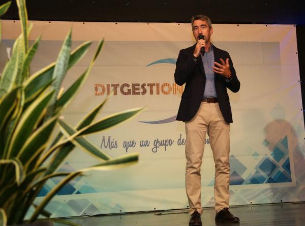 El Alcalde Víctor Navas participó en la Primera Asamblea de DIT Gestión, una ...