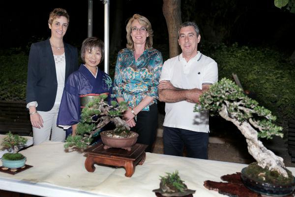 El Parque de la Paloma acogió con gran éxito de participación el sexto Congreso Andaluz del Bonsái