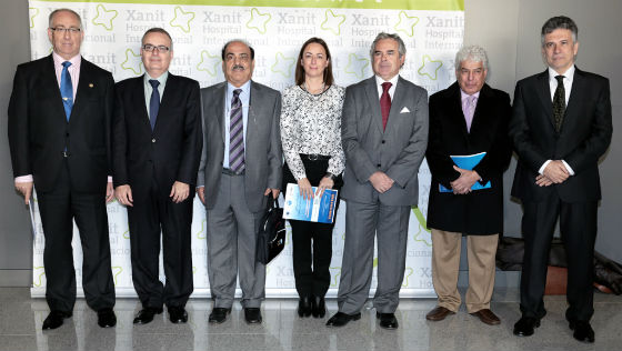 Benalmádena acoge el XI Congreso de la Asociación Internacional Médica Iraquí