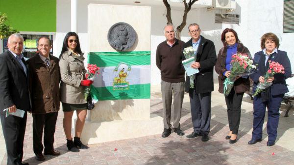 Francisco Salido acude a la conmemoración del Día de Andalucía organizado por Bartolomé Florido