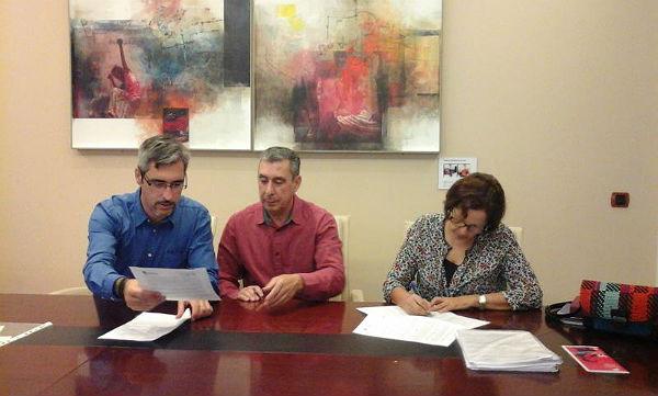 El Ayuntamiento renueva su colaboración con las instituciones culturales de Benalmádena