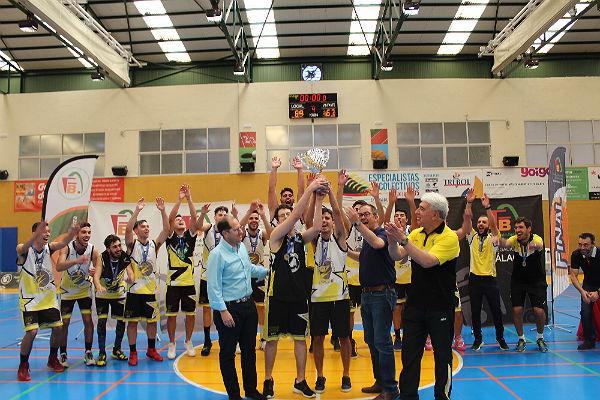 'El Club de Basquet Benalmádena se proclama Campeón Provincial Senior Masculino U22 tras disputar una Gran Final'