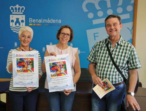 La Coral Ciudad de Benalmádena celebra este sábado su concierto para celebrar el Día Europeo de la Música