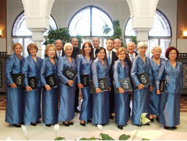 Intenso otoño musical para La Coral Ciudad de Benalmádena