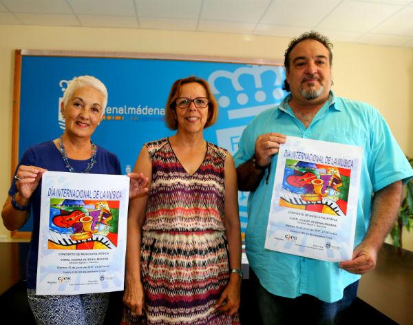 La Coral Ciudad de Benalmádena conmemorará el Día Internacional de la Música con un concierto en el Castillo del Bil-Bil