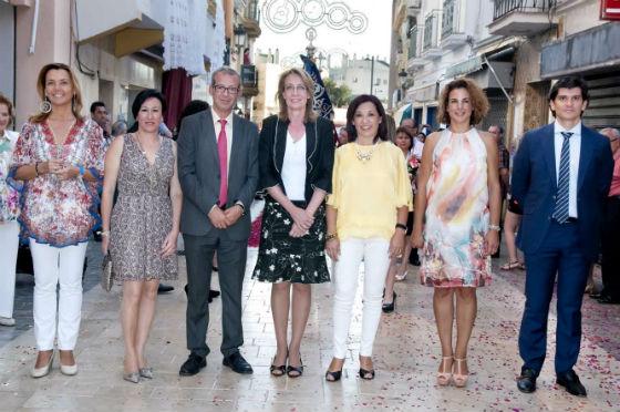 Benalmádena se viste con sus mejores galas para celebrar la festividad del Corpus Christi