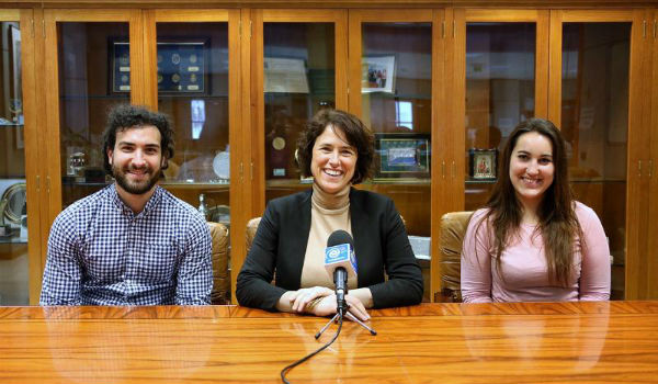 La Asociación de Corresponsales Juveniles se reactiva en Benalmádena