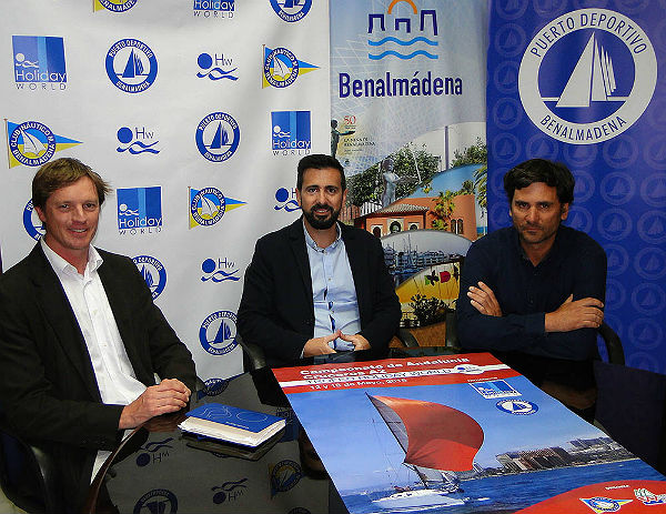 Benalmádena acoge este fin de semana el Campeonato de Andalucía de Cruceros a Dos