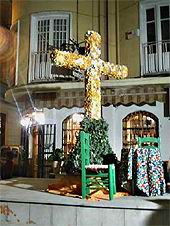 Cruz de la Hdad. de Jesús Nazareno