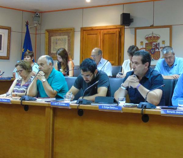 El Ayuntamiento aprueba una Moción Institucional contra los recortes en materia de sanidad
