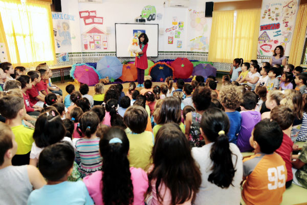 el acceso a la lectura en educacion infantil: