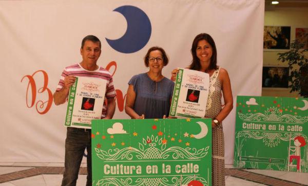 El Museo Felipe Orlando acogerá el viernes 6 un espectáculo de danza del grupo de Raquel de Luna.