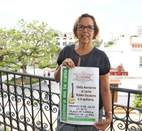 El Programa de 'Cultura en la Calle'llevará el teatro al Paseo del Generalife y el flamenco a Carola