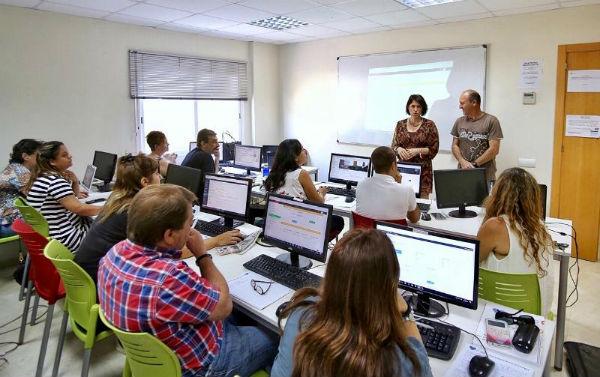 El Edificio Innova acoge el Curso Gratuito 'Wordpress', organizado por Andalucía Compromiso Digital