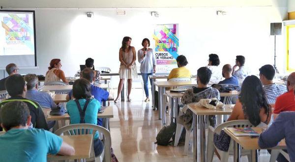 Comienzan los Cursos de Verano de la Universidad de Málaga en su nueva sede de Benalmádena