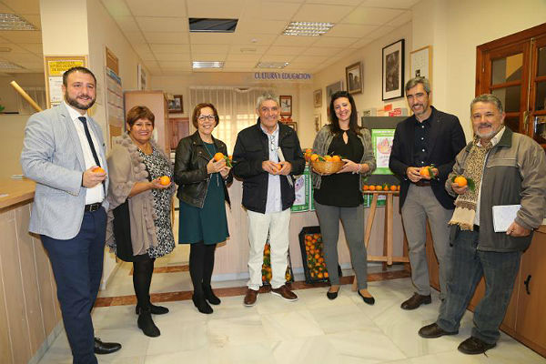 Benalmádena celebra el XXXIII Día de la Fruta