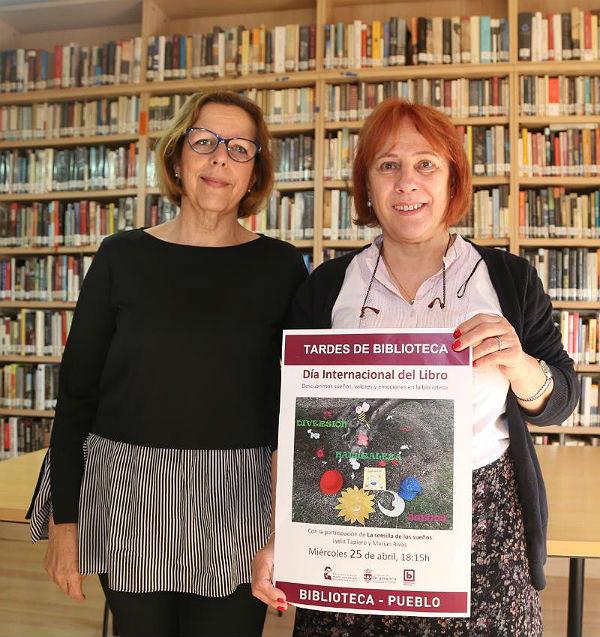 La Biblioteca Manuel Altolaguirre celebra el Día del Libro