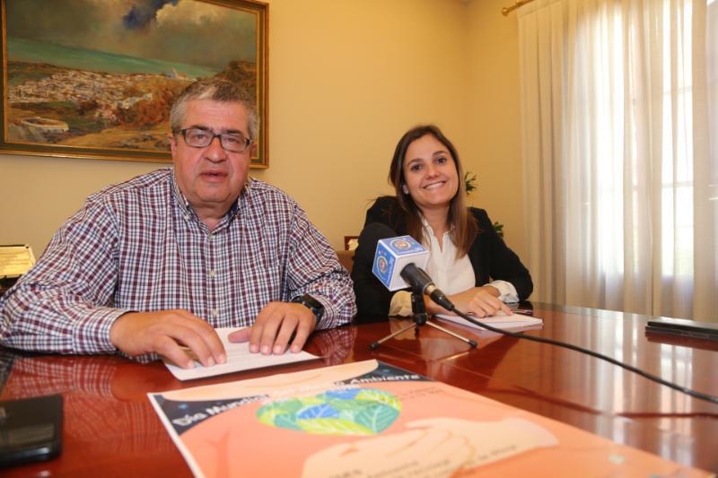 El Parque de la Paloma acogerá mañana la celebración del Día Mundial del Medio Ambiente