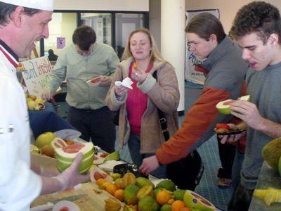 Benalmádena celebra el próximo viernes el Día de la Fruta
