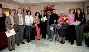 Benalmádena rinde un emotivo homenaje a sus mujeres