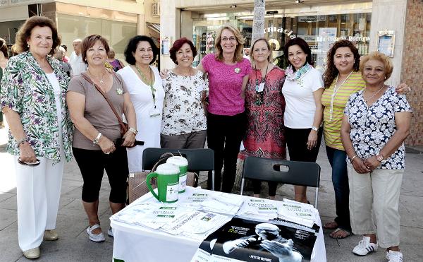 La alcaldesa se suma a la conmemoración del Día Mundial Sin Tabaco