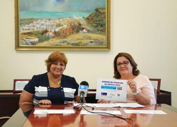 El Ayuntamiento de Benalmádena organiza una Jornada de Donación de Médula Ósea con la colaboración del Colegio Oficial de Médicos de Málaga