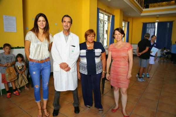 156 Benalmadenses participaron el pasado viernes en la Jornada de Donación de Médula Ósea