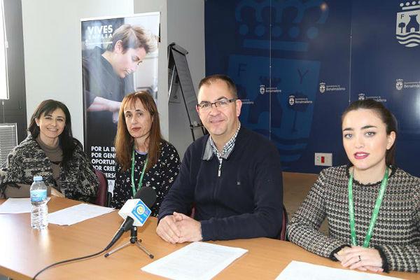 El Concejal Javier Marín realiza balance del Proyecto de 'Promoción de Ocio y ...