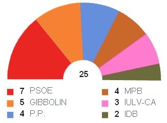 Elecciones municipales 2007