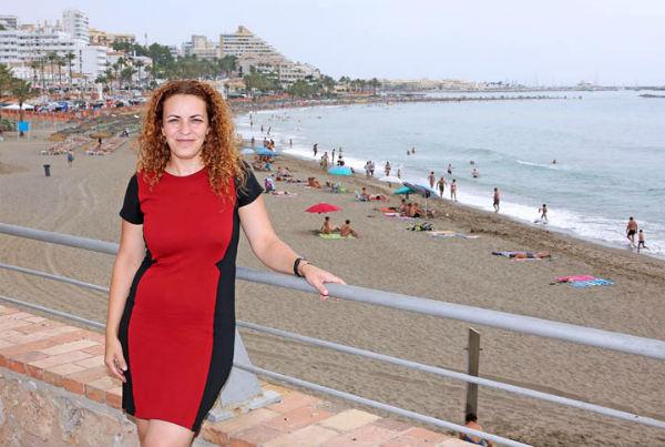 La Playa de Torrevigía dispondrá de un carril de nado esta temporada estival