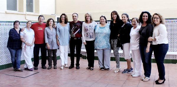 La alcaldesa mantiene un encuentro con las AMPAS de los colegios 'Miguel Hernández' y 'La Leala'