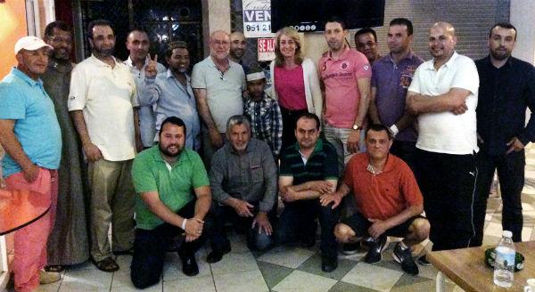 La comunidad musulmana agradece la implicación del Ayuntamiento en materia de integración