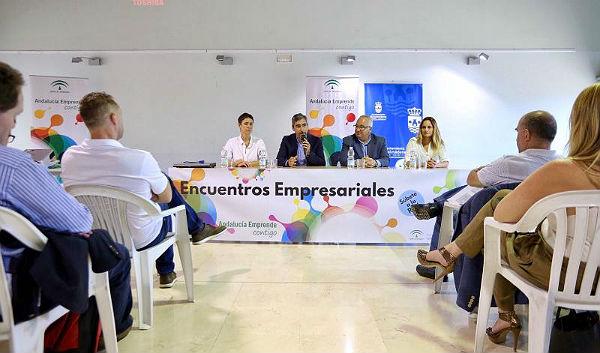 Benalmádena se convierte en centro neurálgico del emprendimiento en Málaga acogiendo los encuentros empresariales 'Súbete a la Red'