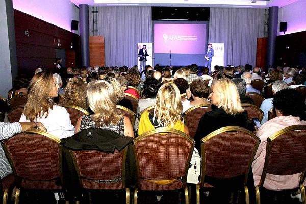 Más de 300 personas participaron en el encuentro anual de familiares de Alzheimer Benalmádena