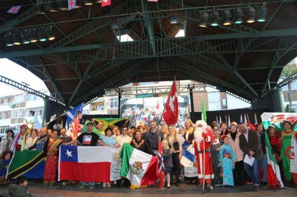 Gran éxito de la novena edición del encuentro navideño internacional.