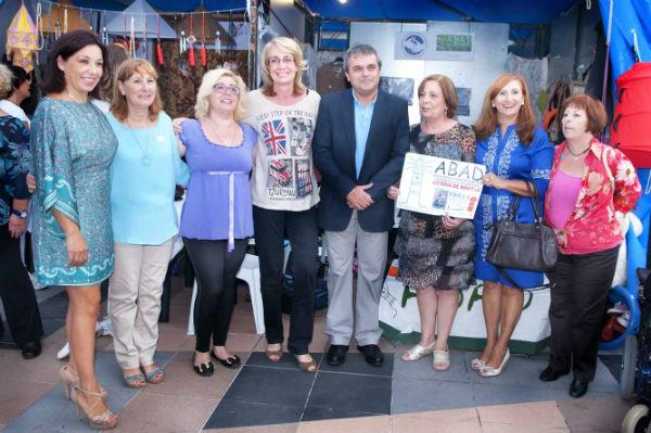 La regidora inauguró el II Encuentro de Asociaciones y Voluntariado 'Ciudad de Benalmádena'